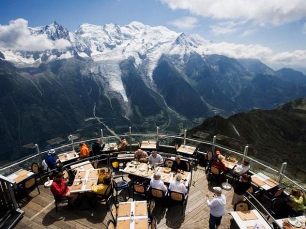Le Panoramic (Chamonix, França)