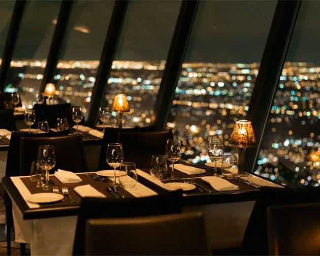 360 Restaurant (CN Tower, Toronto, Canadá)