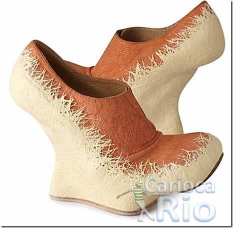 sapatos femininos criativos e diferentes 11