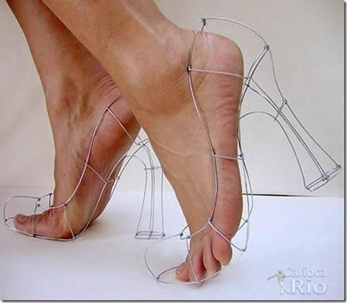 sapatos femininos criativos e diferentes 15