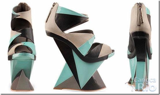 sapatos femininos criativos e diferentes 16