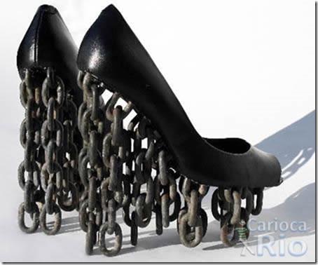 sapatos femininos criativos e diferentes 17
