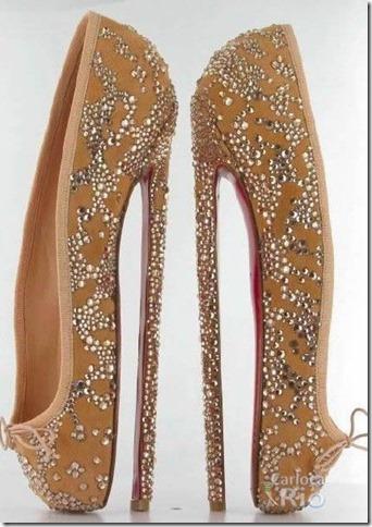 sapatos femininos criativos e diferentes 2