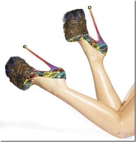 sapatos femininos criativos e diferentes 20