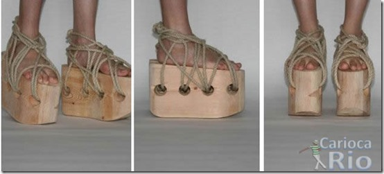 sapatos femininos criativos e diferentes 22