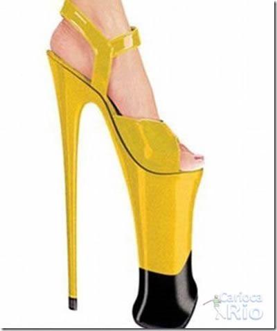 sapatos femininos criativos e diferentes 28