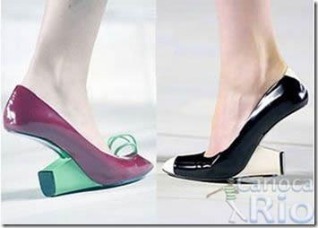 sapatos femininos criativos e diferentes 31
