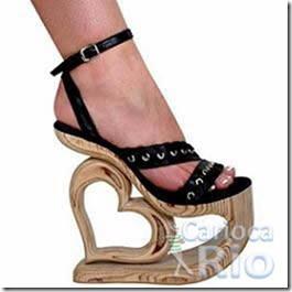 sapatos femininos criativos e diferentes 34