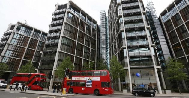 4) One Hyde Park, Londres, Inglaterra;  Desconocido propietario.  Valorado en 140 millones de libras