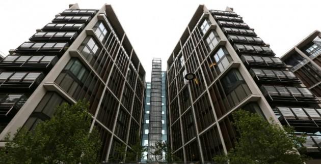6) One Hyde Park, Londres, Inglaterra;  propiedad del empresario Rinat Akhmetov.  Valorado en US $ 221 millones en 2011