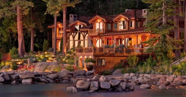 7) Ellison Estate, Woodside, Estados Unidos;  el fundador de Oracle, Larry Ellison.  Valorado en US $ 73,2 millones