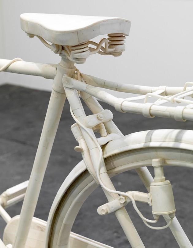 adel-abdessemed-carves-camel-bone-bicycle-designboom-07