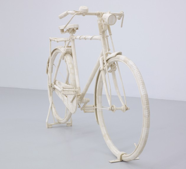 adel-abdessemed-carves-camel-bone-bicycle-designboom-09