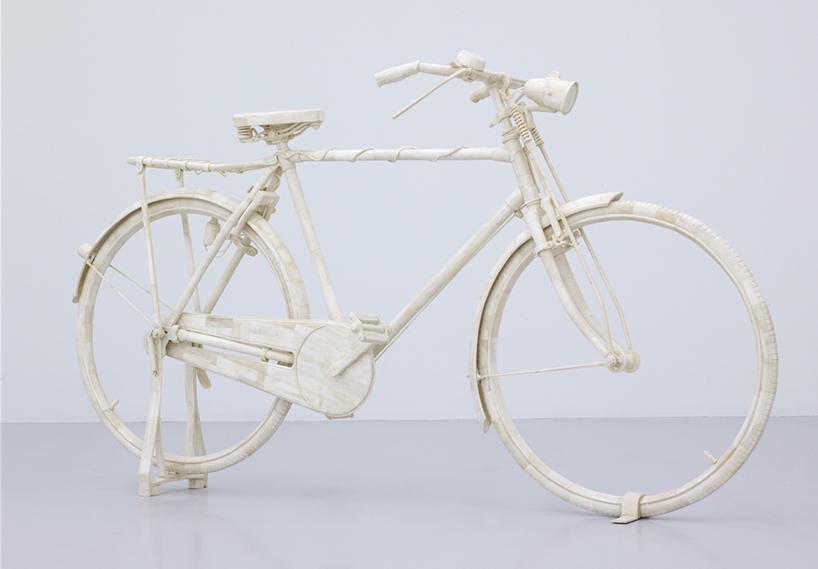 adel-abdessemed-carves-camel-bone-bicycle-designboom-10
