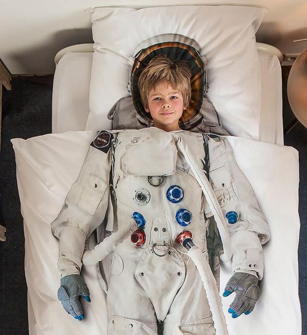 7 - Astronauta