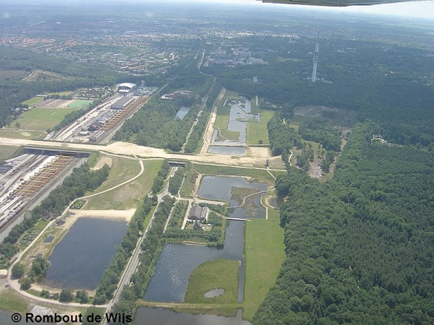Natuurbrug Zanderij Cariloo, Holanda
