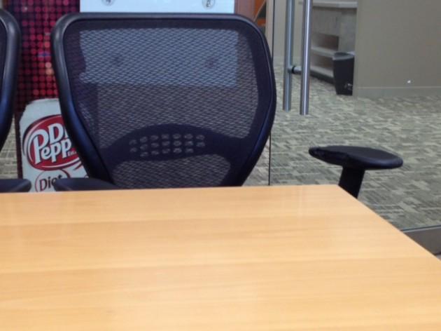 #9 - Rostinho na Cadeira do Escritório