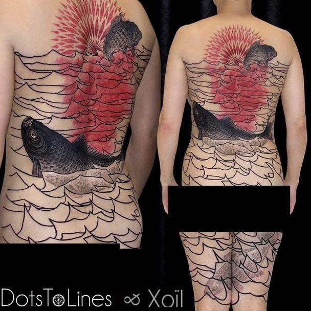 Incríveis-Tatuagens-em-linhas-por-Dotstolines-16