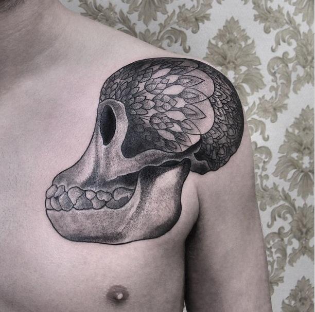 Incríveis-Tatuagens-em-linhas-por-Dotstolines-2