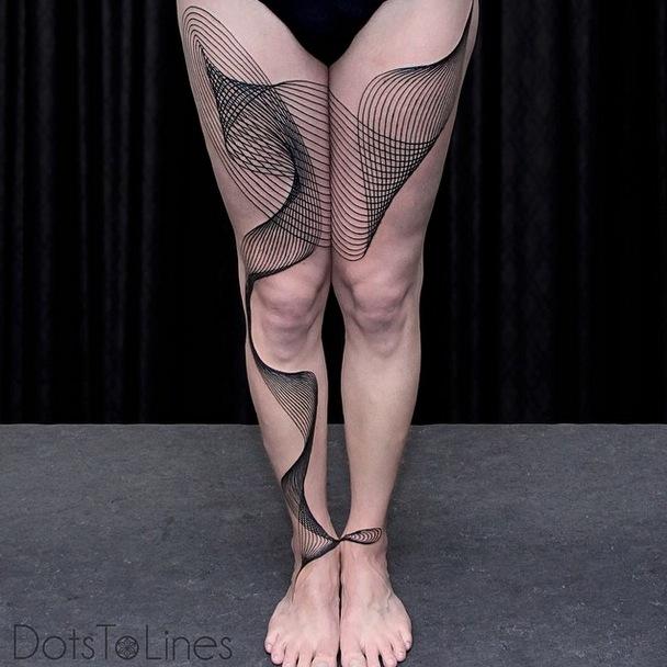 Incríveis-Tatuagens-em-linhas-por-Dotstolines-7