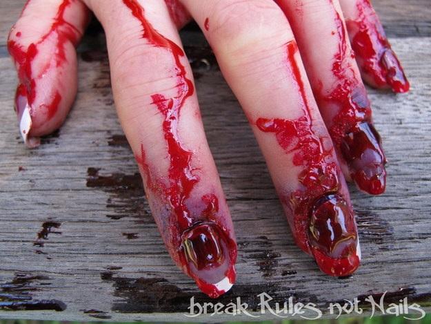 Unhas Sangrentas