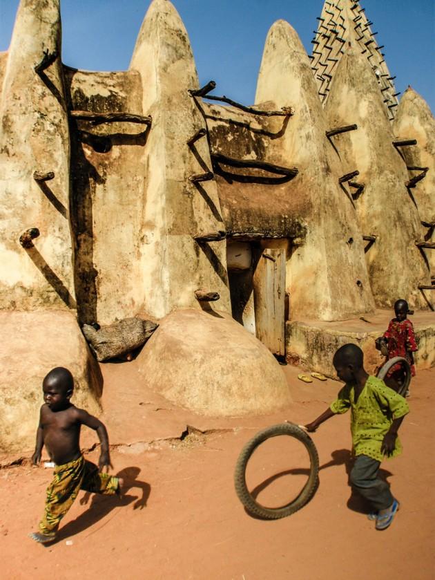 #6 Burkina Faso