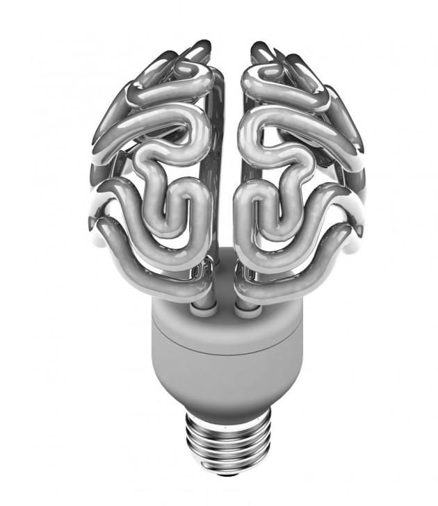 Lâmpada de Cérebro