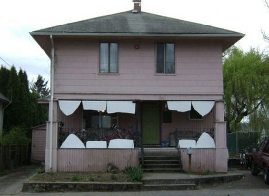 #18 - A Casa mais engraçada de todas.