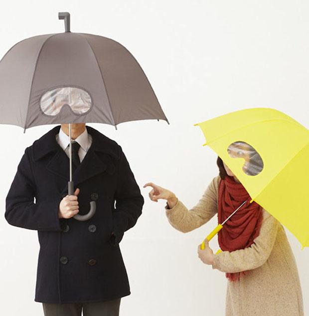 Guarda-Chuva com visor