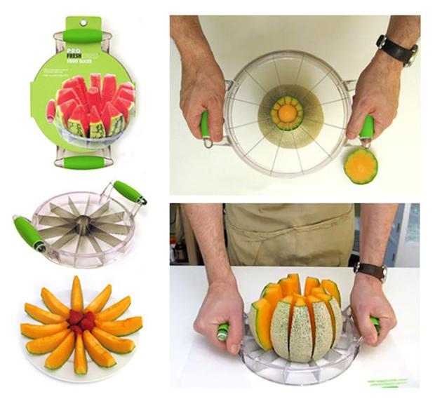 Cortador perfeito de Frutas