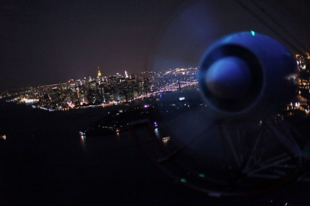Above The City: Aerial Views Of New York