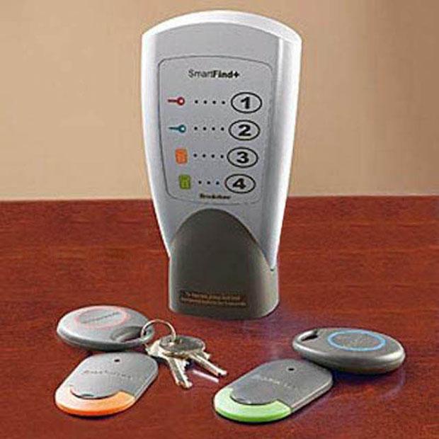 Bip para chaves - Assim Sempre que você perder as suas, é só apertar o botão que ela apita