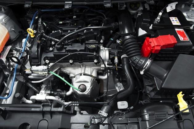 Motor Novo Ford Ka 2014