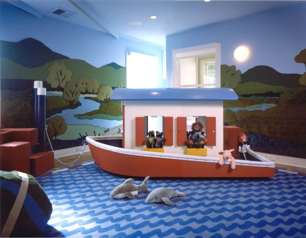Twining-design-seascape-childs-room-boat-wall-murals