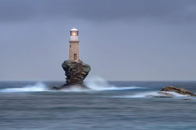 #10 - Ilha Andros, Grécia