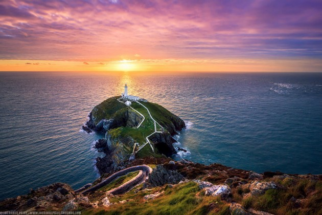 #12 - Holyhead, Anglesey, Wales, UK