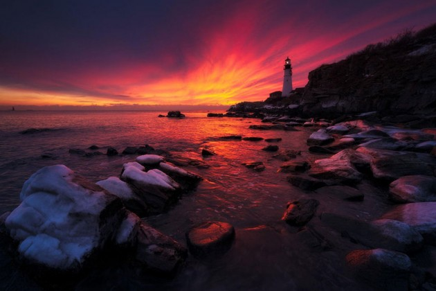 #22 - Portland Head, Maine, EUA