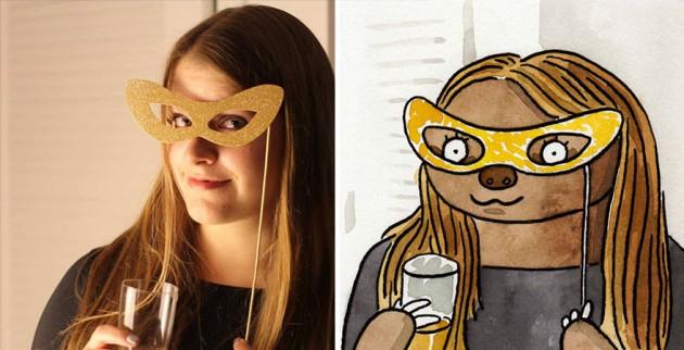 facebook-sloth-portraits-shitty-watercolour-8