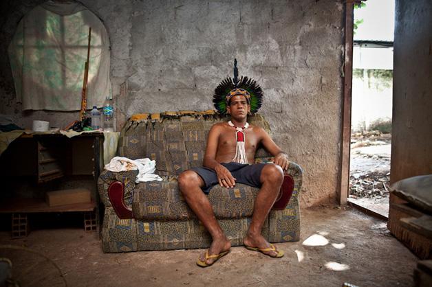 Aldeia Maracanã, Indigenous, Indians, Native, Amazon, Peaceful, Protest, Stadium, Football, FIFA, World Cup, Fundação Darcy Ribeiro Darcy, culture, resistance, movement, urban,