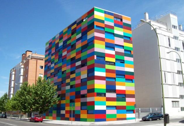 Edifício Carabanchel 24, Madri, Espanha