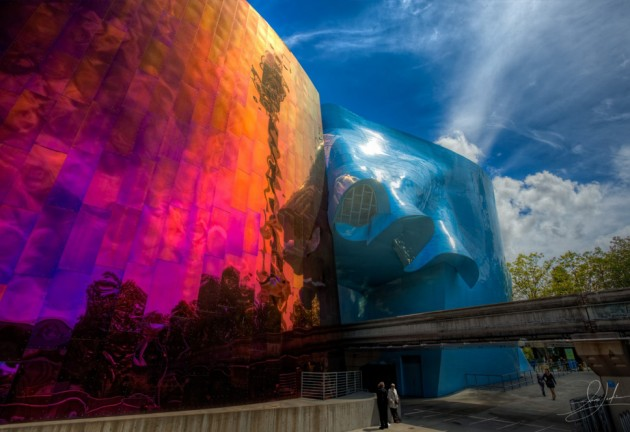 Museu EMP, Seattle, EUA