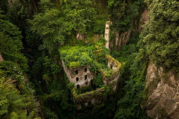 Antigo Moinho, Itália.