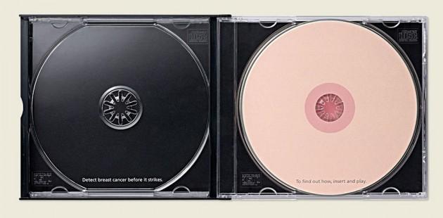 CD enviado por mala direta