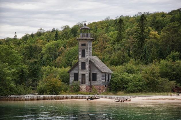 Farol Grand Island, Michigan, Estados Unidos
