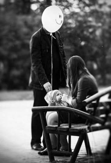 Homem balão