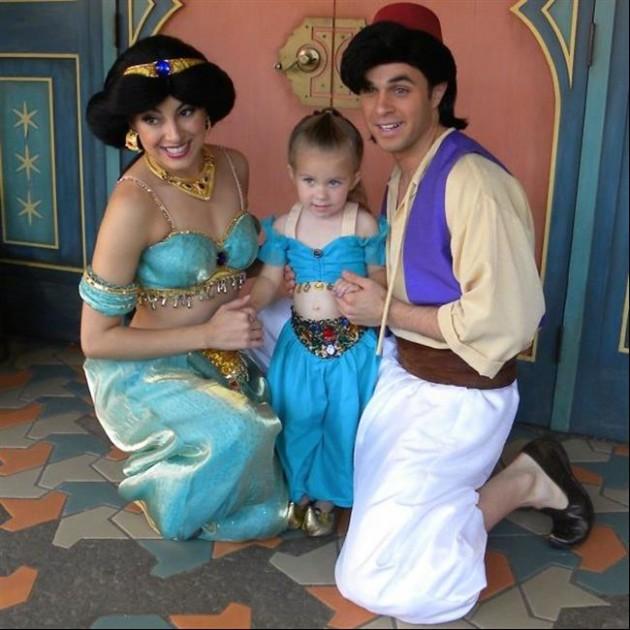 Princesa Jasmine de Aladdin