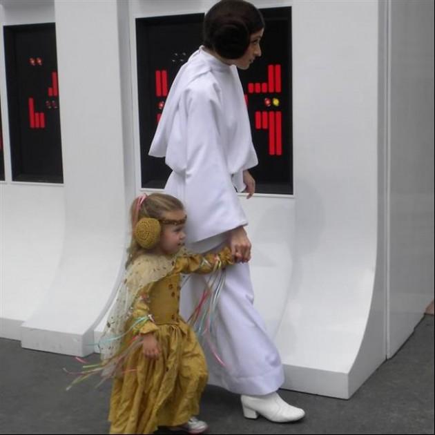 Princesa Leia em Star Wars