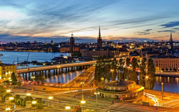 Estocolmo 1