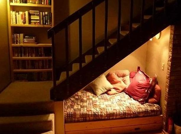Ou até mesmo uma cama para crianças