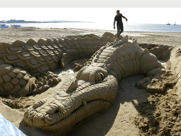 esculturas de areia1